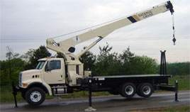 Crane Rental in Ryan, TX