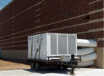 We Rent Industrial Air Conditioners In Denver