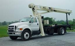 Truck Crane Rentals in Newark, New Jersey