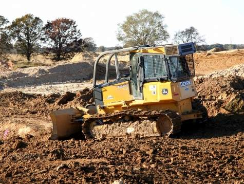 Bulldozer Rentals and Track Dozers for Rent in Houston, Texas