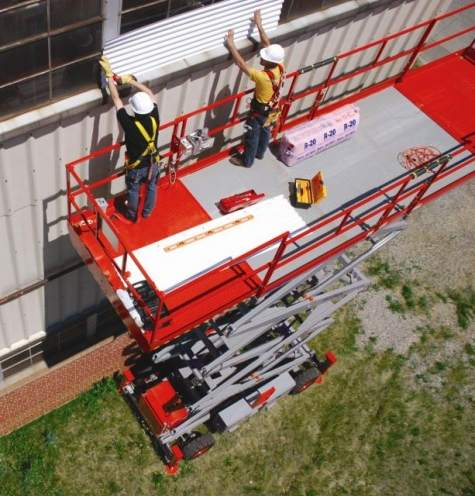 Austin Scissor Lift Rentals in Texas