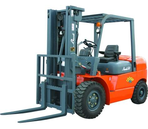 Houston Forklift Rentals in Texas