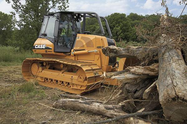 Murray Case 1150L Bulldozers Rentals in Kentucky