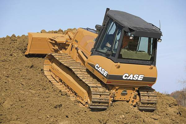 Murray Case 850L Bulldozers Rentals in Kentucky