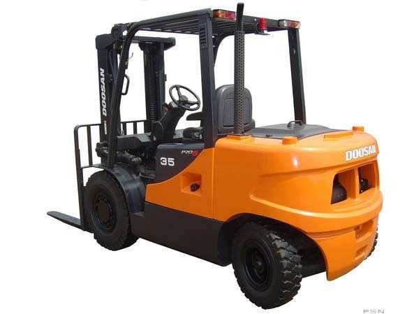 Doosan Forklift Rentals in Houston
