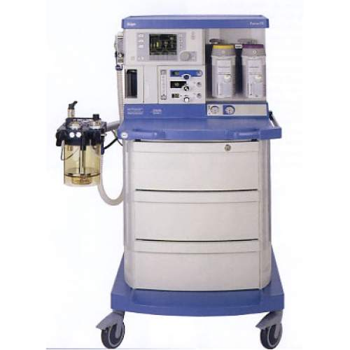 Albuquerque Anesthesia Machine Rental-Drager Fabius GS For