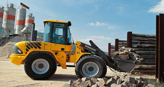 Waco Loader Rentals in TX