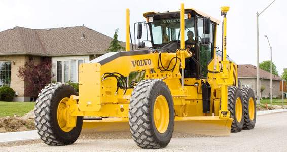 Motor Grader Rentals in Newark, New Jersey