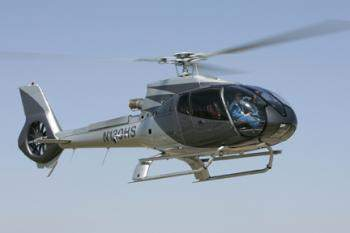Los Angeles Helicopter Charter Rentals in California