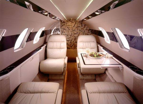 California Private Charter Jet Rental - Citation II