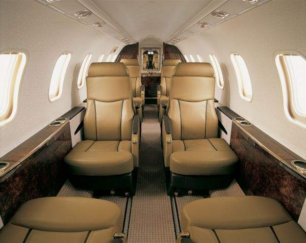 Houston Private Charter Jet Rentals - Stratos Lear Jet 45