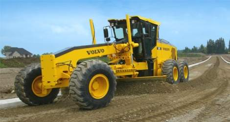 Asheville Motor Graders for Rent
