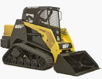 Tracked Skid Steer Rentals in Springdale, AR