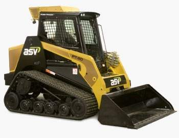 Chattanooga Tracked Skid Steer Rentals in Tennessee