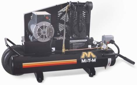 Merced Portable Air Compressors for Rent in California