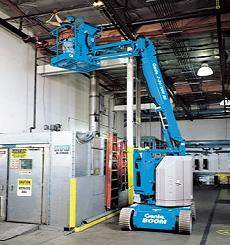 Milwaukee Articulated Boom Lifts for Rent