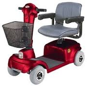 Available Heavy Duty Bariatric Mobility Scooter Rentals In Las Vegas