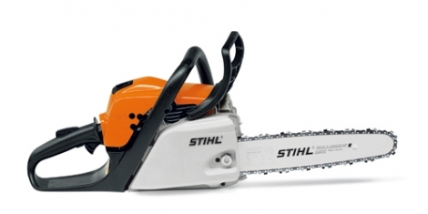 Stihl Chainsaws Are Available in Gas and Electric Models