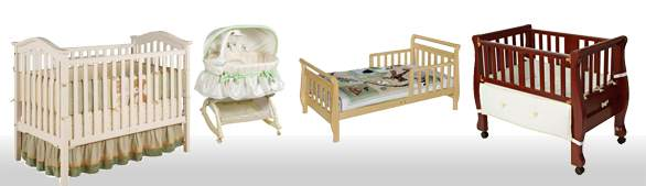 Rental Baby Cribs