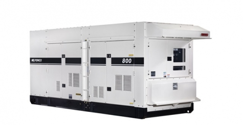 MultiQuip DCA800SSK High Capacity Mobile Power Supply System