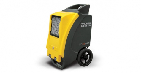 Dehumidification Equipment Allows for the Quick and Easy Removal of Moisture From the Air