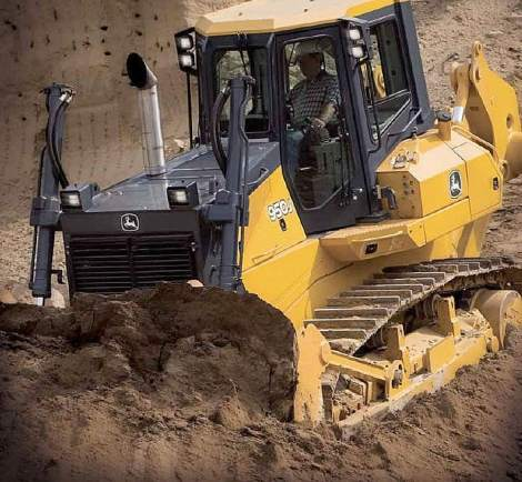 Waco Dozer Rentals in Texas