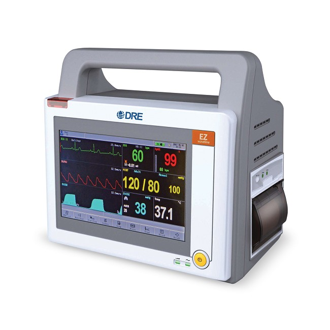 DRE Waveline Plus Vital Signs Monitor