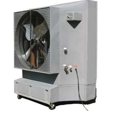 Evaporator Coolers Also Known as Swamp Coolers Provide an Excellent Option to Cool Your Outdoor Event or Warehouse