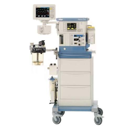 Columbus OH Anesthesia Machines For Rent-Drager Fabius