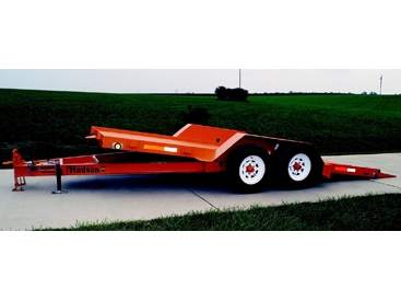 Milwaukee Utility Trailers for Rent