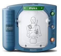 Philips Heartstart AED Defibrillator
