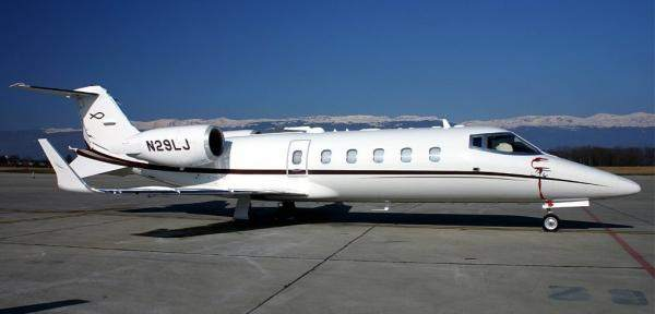 Los Angeles Charter Flights Lear Jet Charters in California