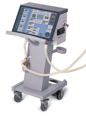 Nellcor Puritan Bennett 740 Ventilator