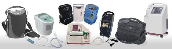 Oxygen Concentrators for  Rent