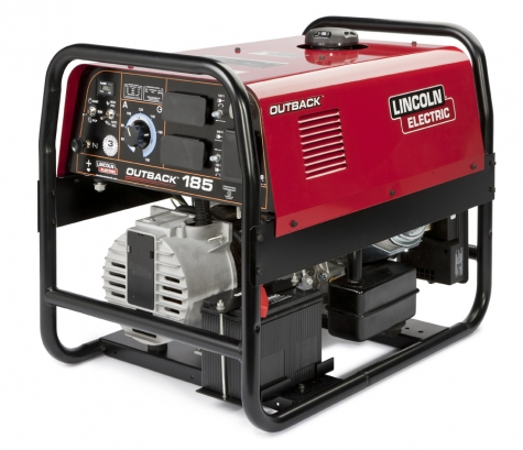 Lincoln Welder with 180AMP Output