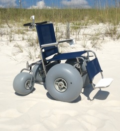 Beach Wheelchair Rental Available When Traveling To Panama