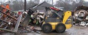 Houston Skid Steer Attachment Rentals