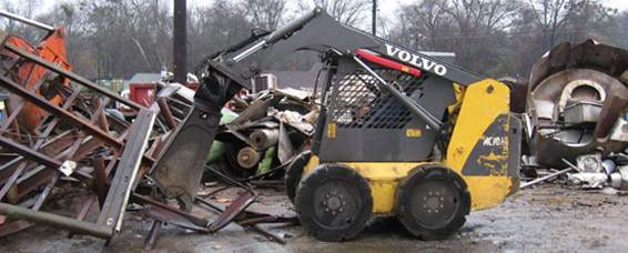 Skidsteer Attachments Rental In OKlahoma City, OK