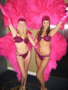 Show Girls For Hire in Michigan for Casino Parties