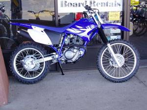 Denver Dirt Bike Rentals - Yamaha TT-R 230 Rental - Colorado Dirt Bikes for Rent