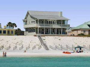 Destin Vacation Rentals Redfish House For Rent Miramar