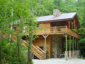 Charmant Red River Gorge Cabin Rental