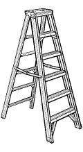 Aspen Extension Ladder Rentals