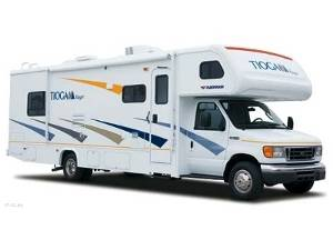 rent a class motorhome today