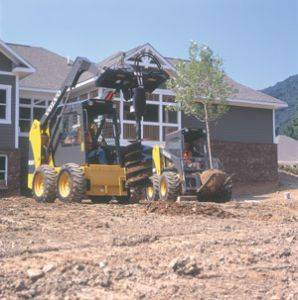 Denver Skid Steer Attachment Rentals in Colorado