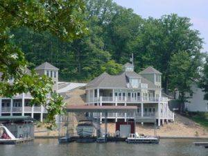 Lake Ozark Vacation Home Rentals Missouri Paradise Point