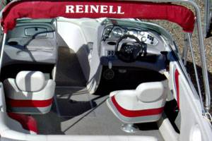 Lake Powell Open Bow Boat For Rent in Utah