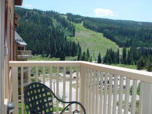2296 Red Hawk Lodge Keystone Vacation Rental View