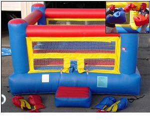 Inflatable Boxing For Rent