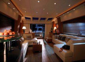Miami Luxury Yacht Charter Rental-108ft Sunseeker Predator Boat for Rent